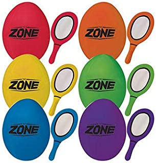 The Zone Giant Egg and Spoon Set of 6