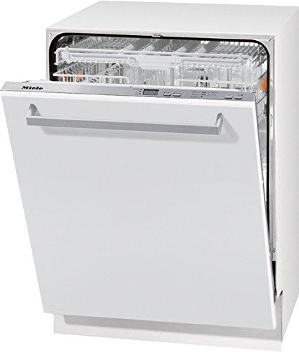 Miele G4292 SCVi D ED230 2,1 Geschirrspüler Vollintegriert / A+ / 299 kWh/Jahr / 14 MGD / 3780 Liter/Jahr / Entladen / Besteckschublade / edelstahl