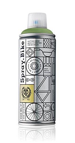 Spray.Bike 048108 LackSprayfür individuelle Veredelung vonFahrräder-London Kollektion-ethnal 400ML, bethnal green