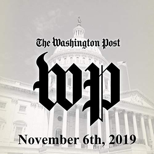 November 6, 2019 cover art