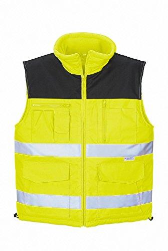Schwarz 2XL Terratrend Job Basic Plus 61356-2XL-1000 Jacke