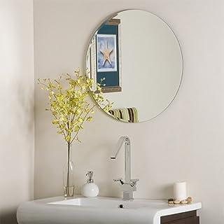 SDG Frameless Round Bathroom Mirror M-103