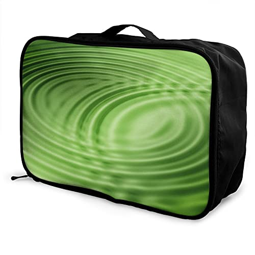 Wellness Line Balance Wave Lightweight Large Capacity Portable Luggage Bag for Women and Men Can Be Hung On The Trolley Case