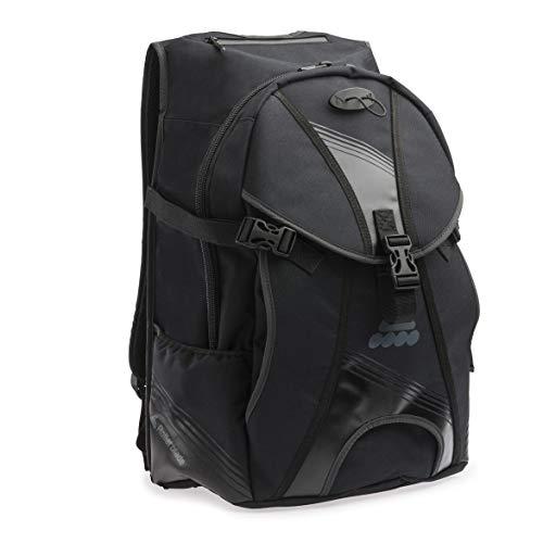 Rollerblade Mochila Pro Backpack Lt 30, Unisex Adulto, Negro, Talla Única