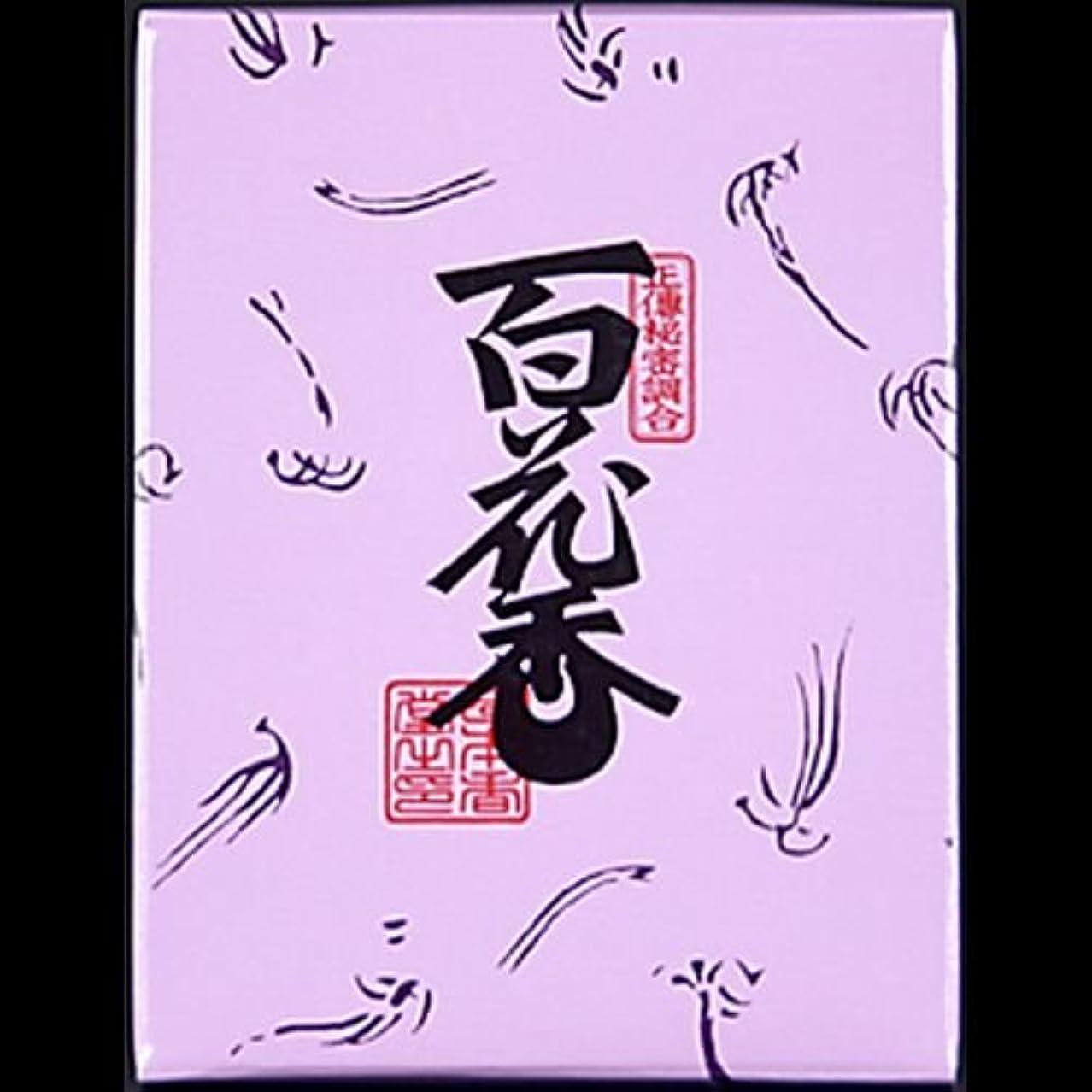 ルーキー偏差実現可能性【まとめ買い】日本香堂#723百花香紙箱3 ×2セット