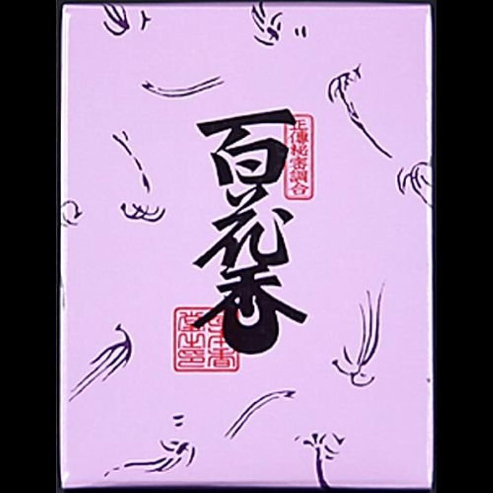 危険なオークション甘味【まとめ買い】日本香堂#723百花香紙箱3 ×2セット