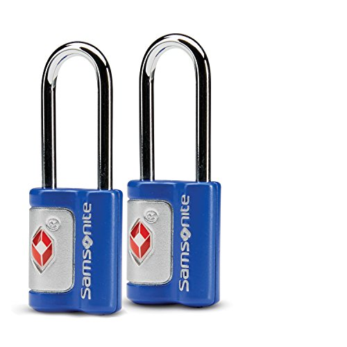 Samsonite 2-Pack Key Lock, Blue Fantasy