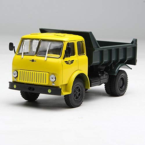 THKZH 1:43 Maz-503B 1963 Automatischer LKW Eines Russischen Militärfahrzeugsdiecast Autos,Oldtimer Modellautos,Automodelle Für Erwachsene,Sammlung Modellautos,
