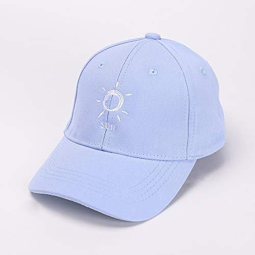 Gorra de béisbol para niños otoño Nuevo Lindo Sol Bordado niño niña bebé Sombrero Tendencia Sombrero para niños Coreanos
