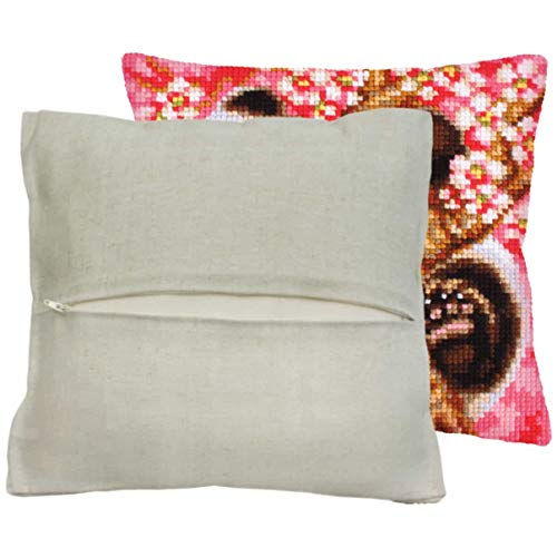 Collection D'Art Cushion Finishing Kit, Cotton