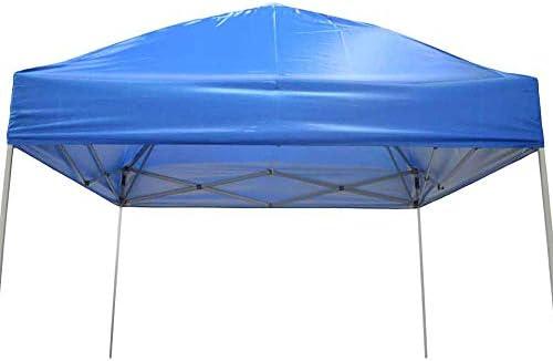 Impact Canopy 021400003 Impact Quest Fits 10 x 10 Slant Leg Pop Up Blue Replacement Canopy Top product image