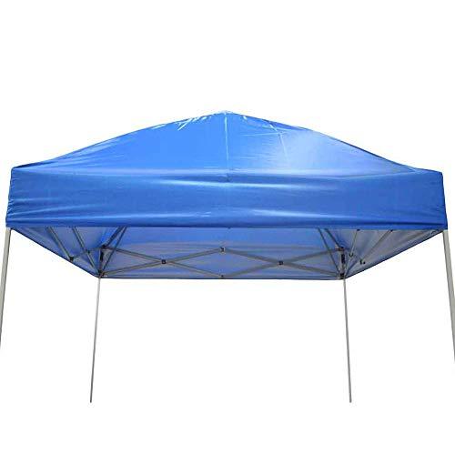 Impact Canopy 021400003 Impact Quest, Fits 10' x 10' Slant Leg Pop Up, Blue Replacement Canopy Top