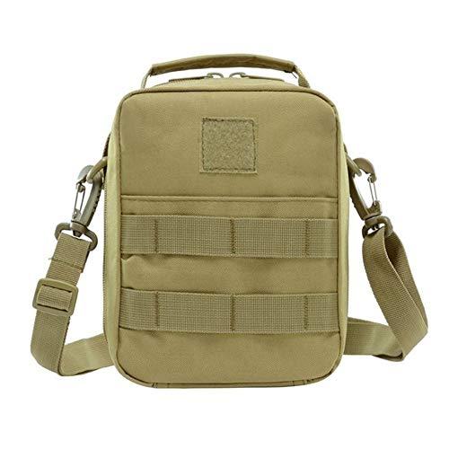 Herenmode schouder diagonaal pakket, herentas portemonnee kit rugzak schouder outdoor sporttas multifunctionele speelruimte rugzak