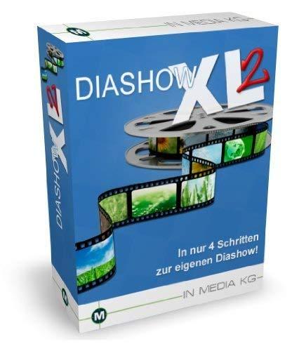 Diashow XL2 - das Diashowprogramm für PC, DVD Player auch in HD, USB, Beamer, Handys und Internet - Machen Sie aus Ihren Bildern tolle Filme!