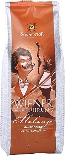 Sonnentor Bio Bio-Kaffee Wiener Verführung Melange (2 x 500 gr)