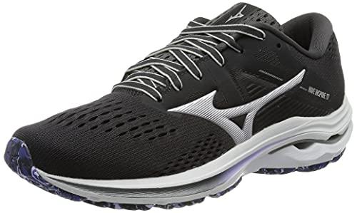 Mizuno Women's Wave Inspire 17 Road Running Shoe, BPearl/10077C/VioletGlow,...