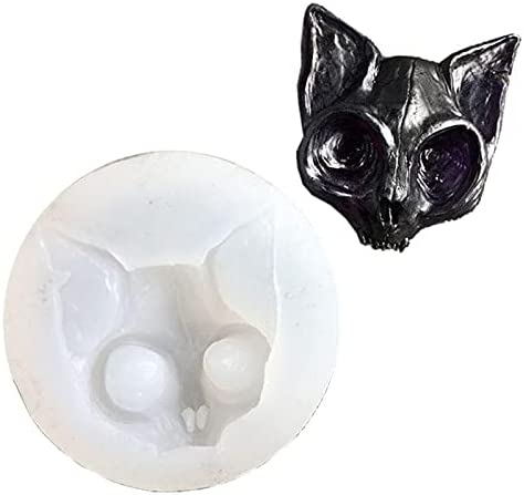 HGYZRF Epoxy Resin Eye kitten Charm Silicone Cat Free Shipping New Large discharge sale Mol Mold Sphynx