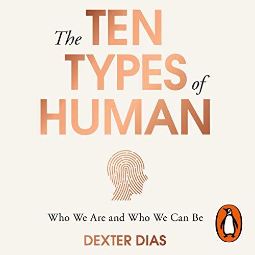 The Ten Types of Human audiobook cover art