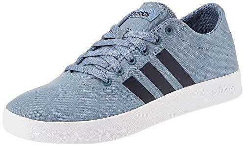 Adidas - Zapatillas Casual clásica en Lona Blue