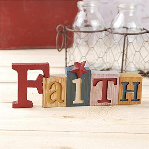 Max 89% OFF for Faith Block Mail order w Star Blossom 6.75 Bucket Christian x Gift 2.25