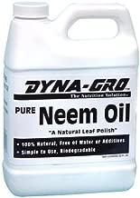 Dyna-Gro 704430 DYNEM032 Pure Neem Oil-32oz, 1 Quart