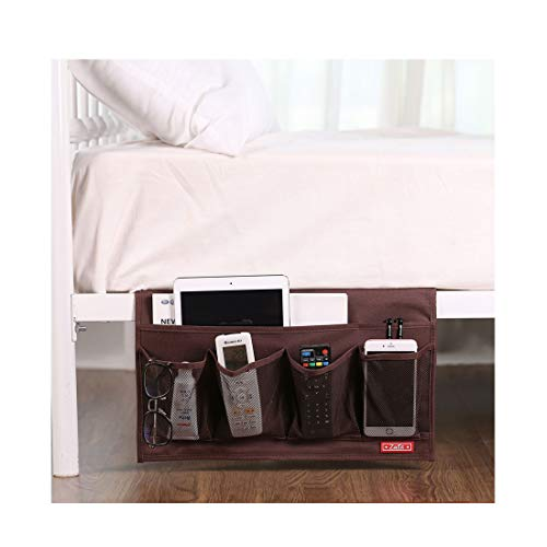 A bedside caddy is a super practical gift for dads for fathers day