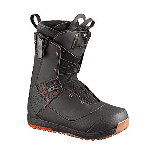 サロモン(SALOMON) スノーボードブーツ メンズ DIALOGUE WIDE JP Black 25cm 2018-19年モデル L40510600