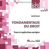 DCG 1 Fondamentaux du droit