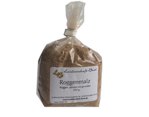Leidenschaft-Brot - Roggenmalz
