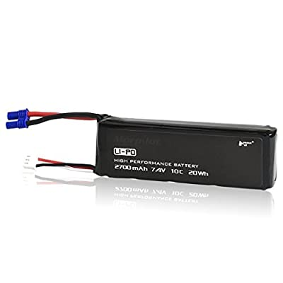 Hubsan Original Rechargeable Battery For H501S H501A H501M H501C