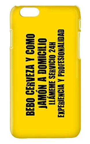 Protector Cristal Templado + Carcasa Frases Divertidas Alcohol Cerveza Borracho para Huawei P9 Lite plástico rígido