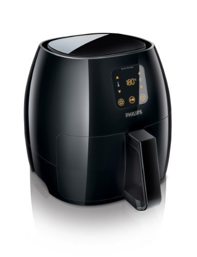 Philips HD9240 AirFryer XL, Friggitrice low-oil e multicooker - Capacità 1,2Kg - Avance Collection -
