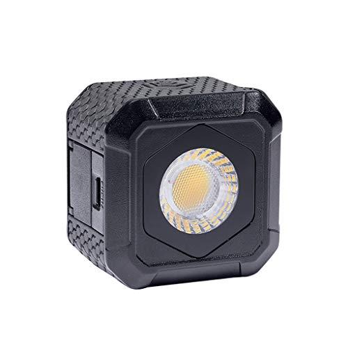 LumeCube LEDライト LumeCube AIR 最大1000ルーメン 防塵・防水 (IP68) Bluetooth接続 LC-AIR11 【国内正規品】
