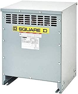 Square D EX15T3H - Three Phase Transformer 15kVA 480VAC
