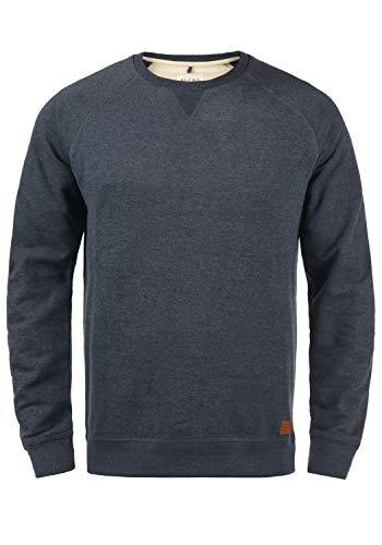 BLEND Alex 20701680ME Sweatshirt, Größe:S;Farbe:Navy (70230)