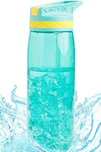 Amazon Brand - Eono Tritan Kinder Trinkflasche mit...