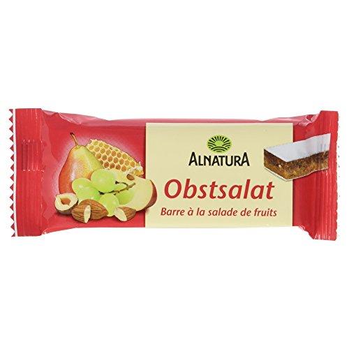Alnatura Bio Obstsalat-Riegel, 16er Pack (16 x 40 g)