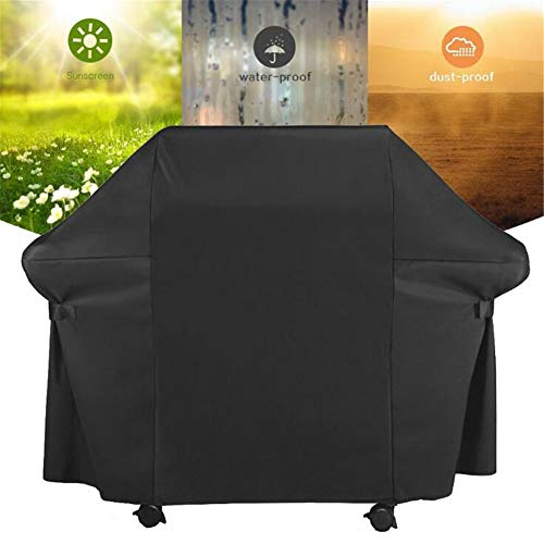 Florabest Housse de Protection pour Barbecue avec /œillets m/étalliques et Cordon de Serrage ca /Ø 70 x H 90 cm