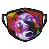Alice in Chains Facelift Black Border Masks,Outdoor Bandanas,Mouth Guard,Balaclava,Dustproof Scarf,Face Cover,Neck Gaiter