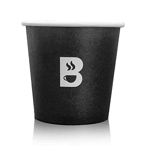Nespresso Espresso Disposable Paper Cups (100ml) - 50 Pcs (6oz)