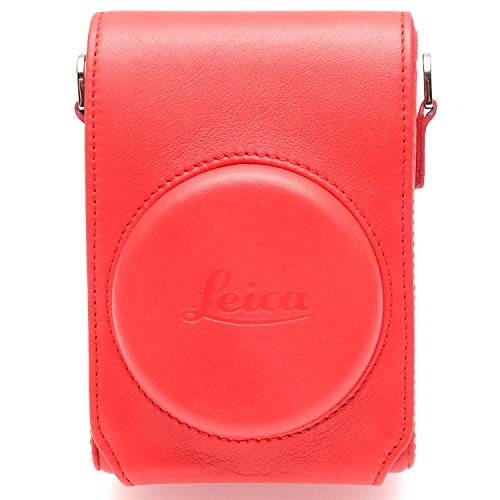 Leica C-Lux Red Leather Case