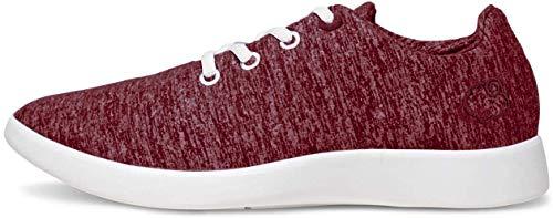 LeMouton Classic Women's Wool Shoe | Comfortable...