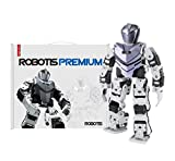 ROBOTIS BIOLOID Premium 26-in-1 Advanced Educational Motorized Robotics Kit, DIY STEM Programmable & Configurable Science Experiment for All, Learn Kinetic Robot Engineering (901-0006-300)