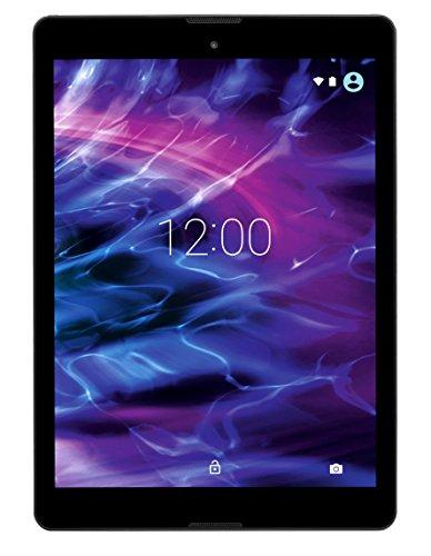 MEDION P9701 24,6 cm (9,7 Zoll) QHD Tablet-PC (Rockchip Quad-Core, 2GB RAM, 64GB Speicher, Android 7.1) titan