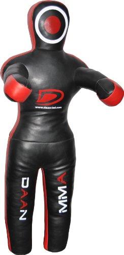 DAAN Mannequin de lutte MMA Sac de frappe Judo Arts martiaux 180 cm