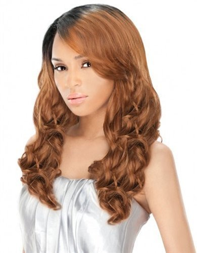 Outre Premium Purple Pack 100% Human Hair Blend Weave PARIS WAVE MULTI 5 (4)