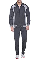 Warm Up Mens Polyester Track Suit