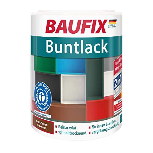BAUFIX  Buntlack Braun