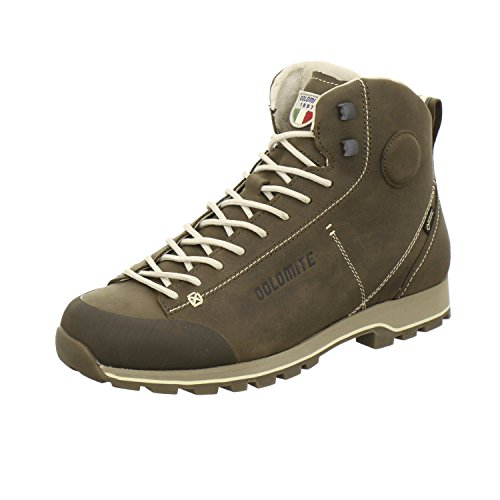 Dolomite Herren BOTA Cinquantaquattro HIGH FG GTX Trekking- & Wanderstiefel, Dunkelbraun (Testa Di Moro), 42 EU