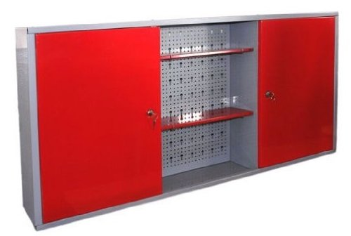 Werkstatteinrichtung, Ordnungssystem bestehend aus einer Werkbank und einem Werkstattschrank - 3